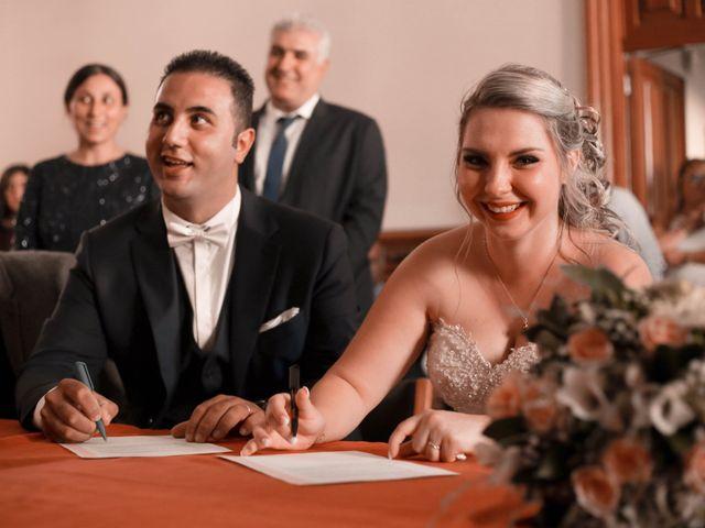 Le mariage de Ibrahim et Lauréline à Firminy, Loire 9