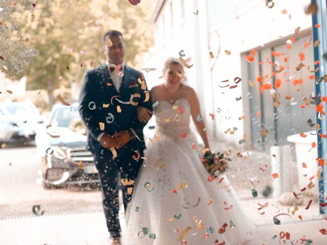 Le mariage de Ibrahim et Lauréline à Firminy, Loire 11