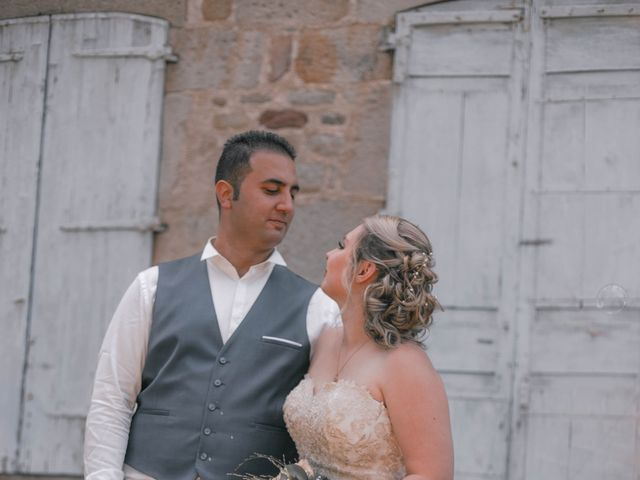Le mariage de Ibrahim et Lauréline à Firminy, Loire 14