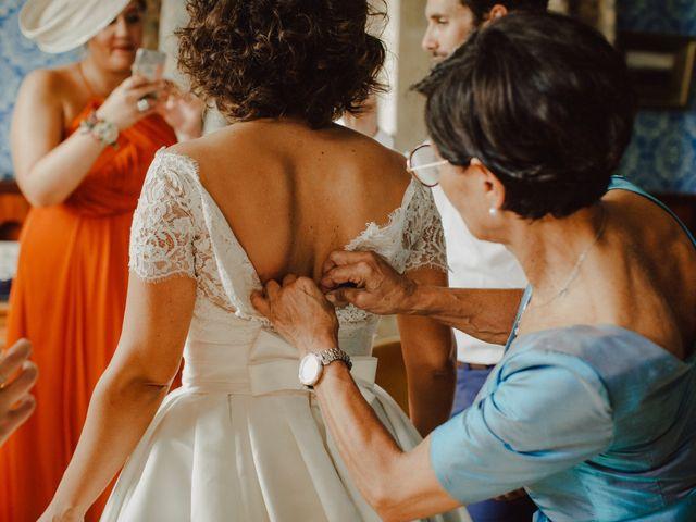 Le mariage de Jean-Baptiste et Pernelle à Lignan-de-Bordeaux, Gironde 18