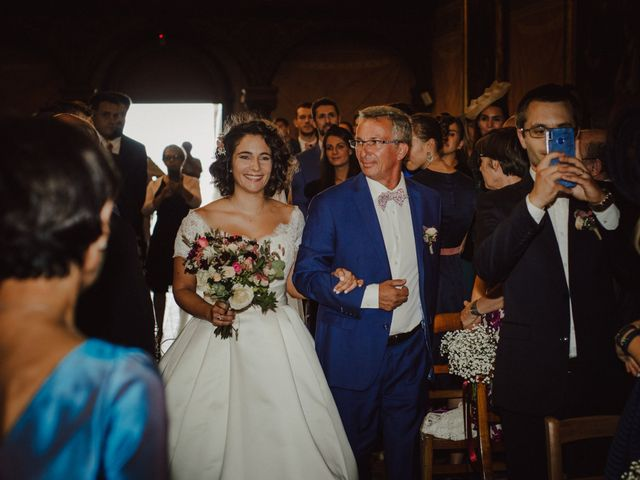 Le mariage de Jean-Baptiste et Pernelle à Lignan-de-Bordeaux, Gironde 21