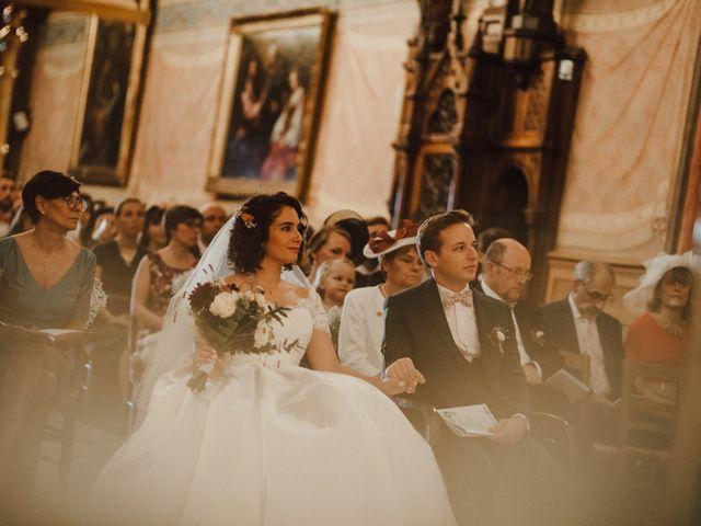Le mariage de Jean-Baptiste et Pernelle à Lignan-de-Bordeaux, Gironde 25