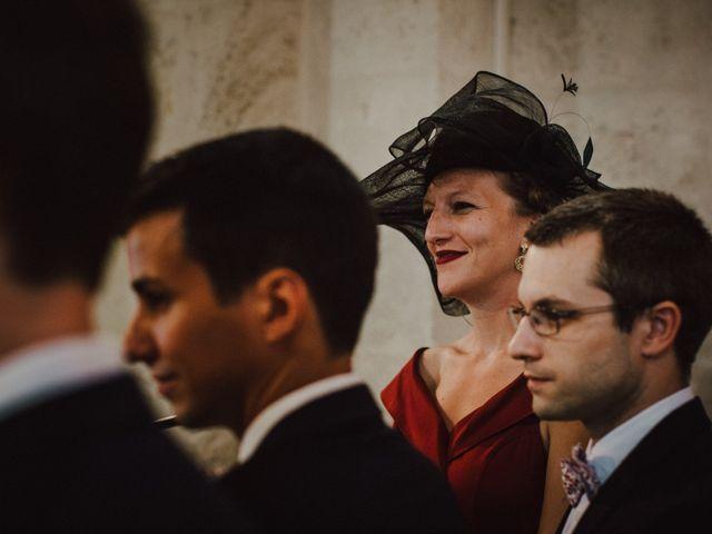 Le mariage de Jean-Baptiste et Pernelle à Lignan-de-Bordeaux, Gironde 33