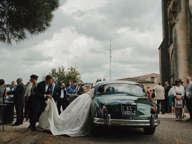 Le mariage de Jean-Baptiste et Pernelle à Lignan-de-Bordeaux, Gironde 44
