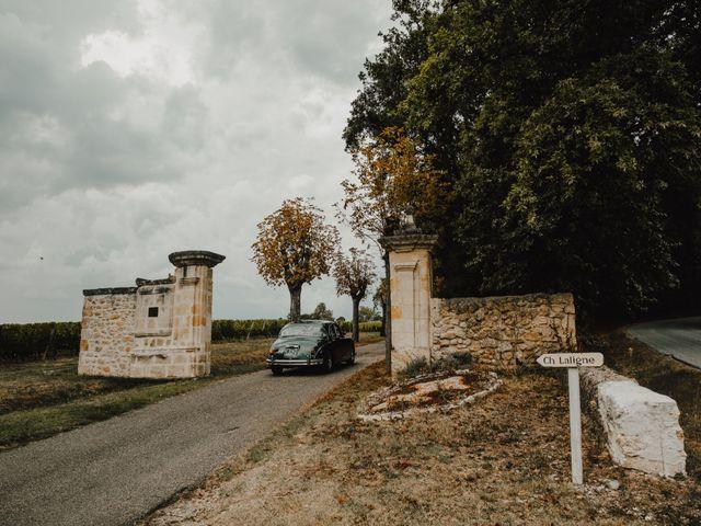 Le mariage de Jean-Baptiste et Pernelle à Lignan-de-Bordeaux, Gironde 47