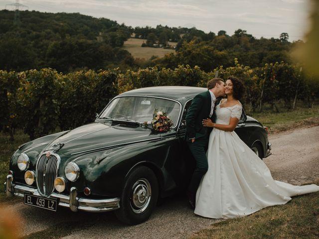 Le mariage de Jean-Baptiste et Pernelle à Lignan-de-Bordeaux, Gironde 48