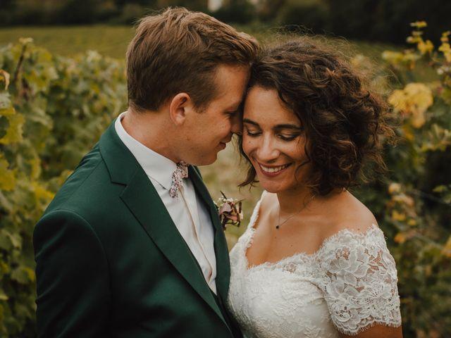 Le mariage de Jean-Baptiste et Pernelle à Lignan-de-Bordeaux, Gironde 49