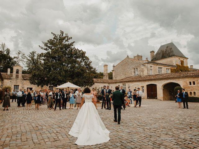 Le mariage de Jean-Baptiste et Pernelle à Lignan-de-Bordeaux, Gironde 51