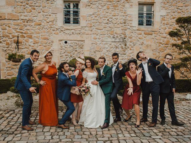 Le mariage de Jean-Baptiste et Pernelle à Lignan-de-Bordeaux, Gironde 52