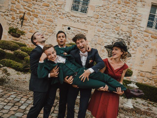 Le mariage de Jean-Baptiste et Pernelle à Lignan-de-Bordeaux, Gironde 53