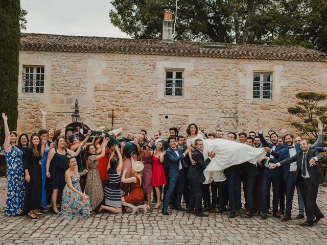 Le mariage de Jean-Baptiste et Pernelle à Lignan-de-Bordeaux, Gironde 54