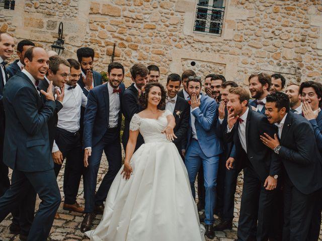 Le mariage de Jean-Baptiste et Pernelle à Lignan-de-Bordeaux, Gironde 55