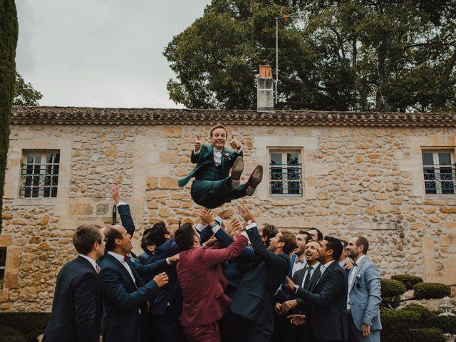 Le mariage de Jean-Baptiste et Pernelle à Lignan-de-Bordeaux, Gironde 56