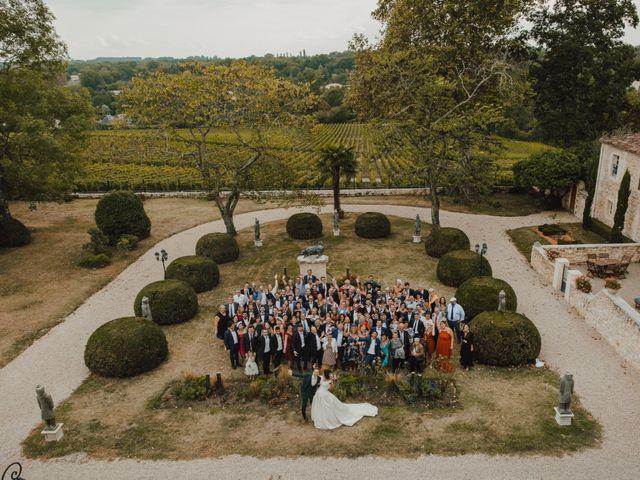 Le mariage de Jean-Baptiste et Pernelle à Lignan-de-Bordeaux, Gironde 57