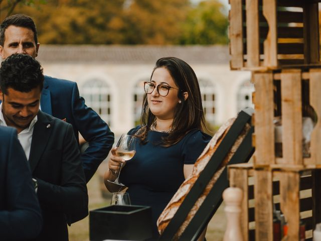 Le mariage de Jean-Baptiste et Pernelle à Lignan-de-Bordeaux, Gironde 63