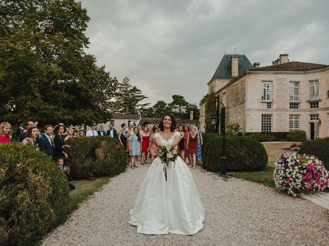Le mariage de Jean-Baptiste et Pernelle à Lignan-de-Bordeaux, Gironde 71