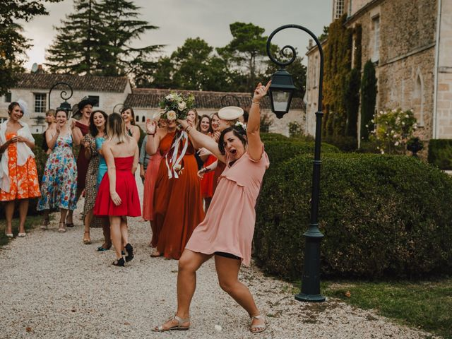 Le mariage de Jean-Baptiste et Pernelle à Lignan-de-Bordeaux, Gironde 73