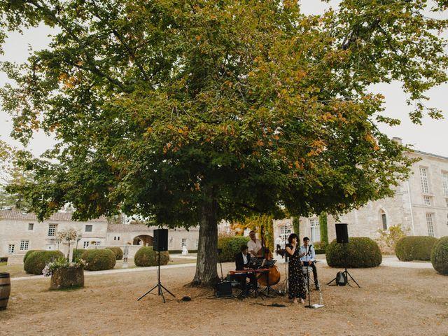Le mariage de Jean-Baptiste et Pernelle à Lignan-de-Bordeaux, Gironde 76