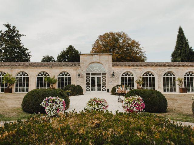 Le mariage de Jean-Baptiste et Pernelle à Lignan-de-Bordeaux, Gironde 77
