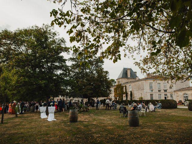 Le mariage de Jean-Baptiste et Pernelle à Lignan-de-Bordeaux, Gironde 79