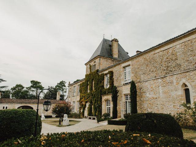 Le mariage de Jean-Baptiste et Pernelle à Lignan-de-Bordeaux, Gironde 80