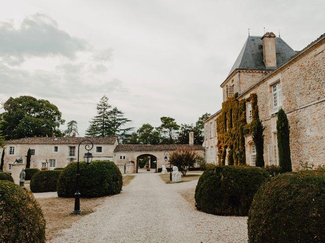 Le mariage de Jean-Baptiste et Pernelle à Lignan-de-Bordeaux, Gironde 81