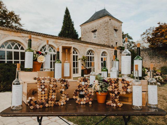 Le mariage de Jean-Baptiste et Pernelle à Lignan-de-Bordeaux, Gironde 82