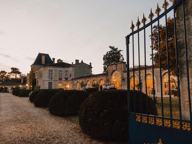 Le mariage de Jean-Baptiste et Pernelle à Lignan-de-Bordeaux, Gironde 88