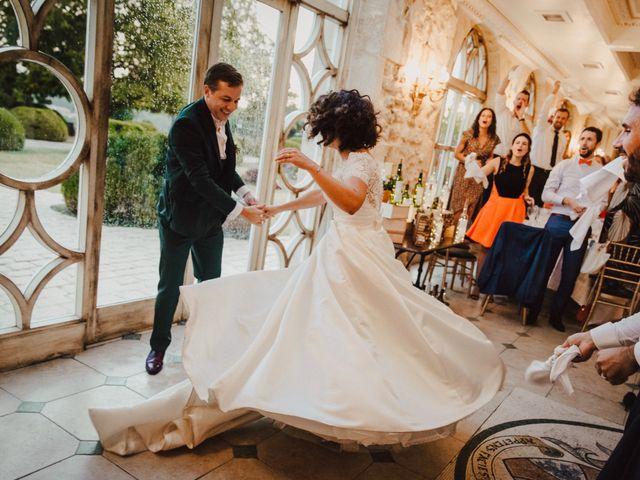 Le mariage de Jean-Baptiste et Pernelle à Lignan-de-Bordeaux, Gironde 92