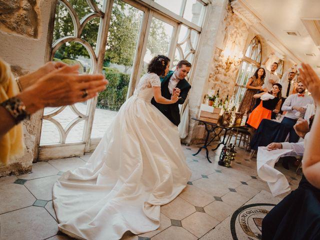 Le mariage de Jean-Baptiste et Pernelle à Lignan-de-Bordeaux, Gironde 93