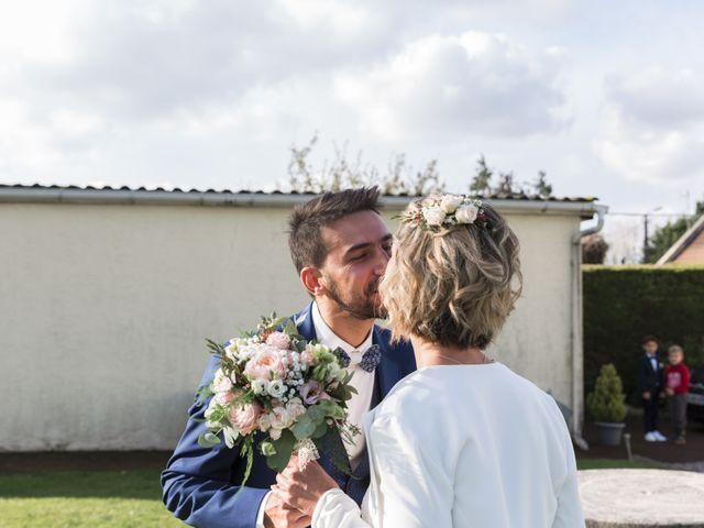 Le mariage de Frédéric et Aurélie à Saint-Léger-lès-Domart, Somme 35
