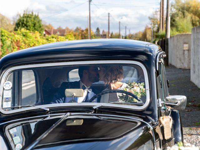 Le mariage de Frédéric et Aurélie à Saint-Léger-lès-Domart, Somme 37