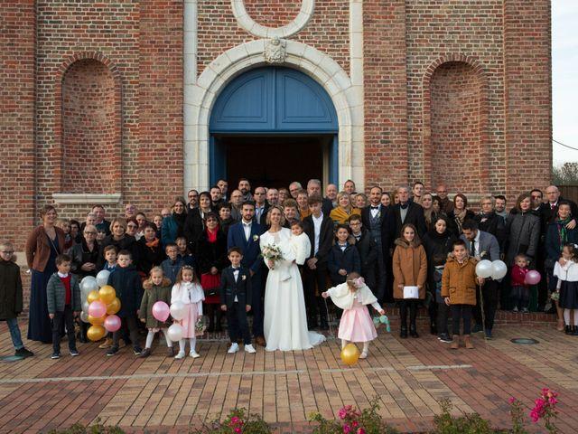 Le mariage de Frédéric et Aurélie à Saint-Léger-lès-Domart, Somme 91