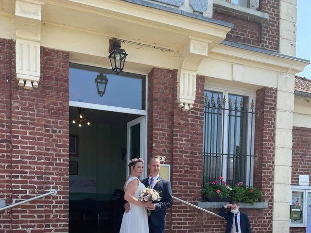 Le mariage de Valérie et Yonni  à Saint-Paul-aux-Bois, Aisne 5