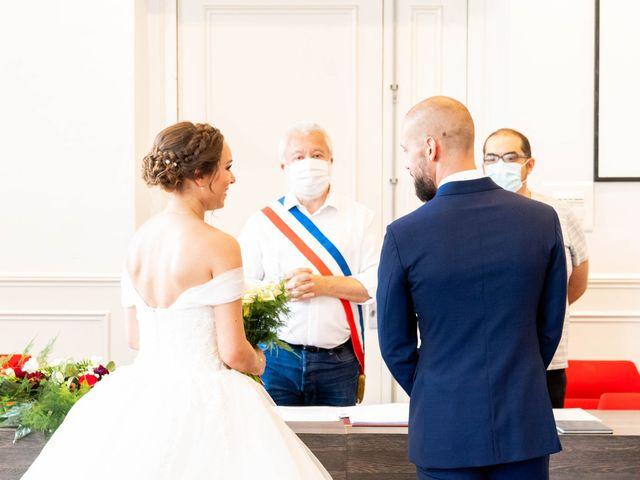 Le mariage de Kevin et Justine à Marcoussis, Essonne 6