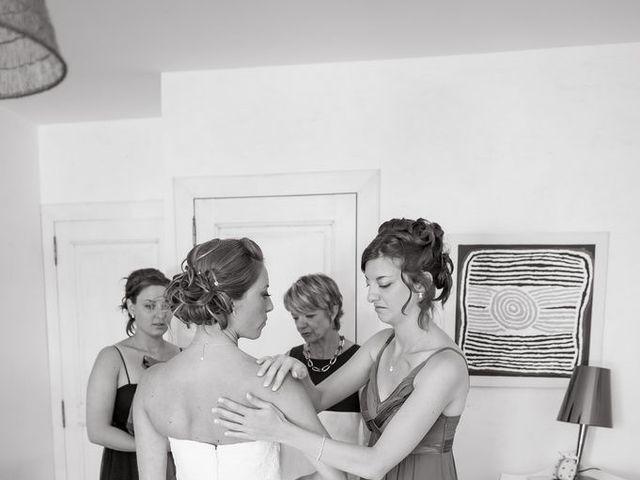 Le mariage de Maud et Laurent à Callas, Var 11