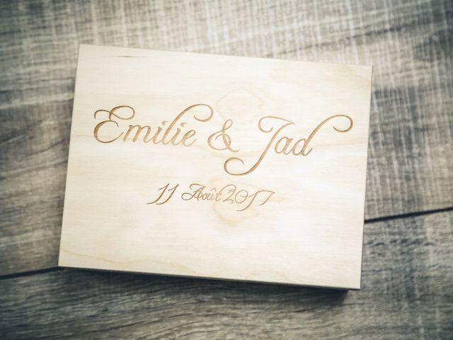 Le mariage de Jad et Émilie à Suresnes, Hauts-de-Seine 13