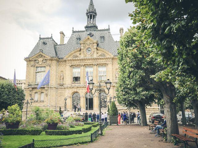 Le mariage de Jad et Émilie à Suresnes, Hauts-de-Seine 41