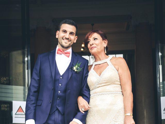 Le mariage de Jad et Émilie à Suresnes, Hauts-de-Seine 45