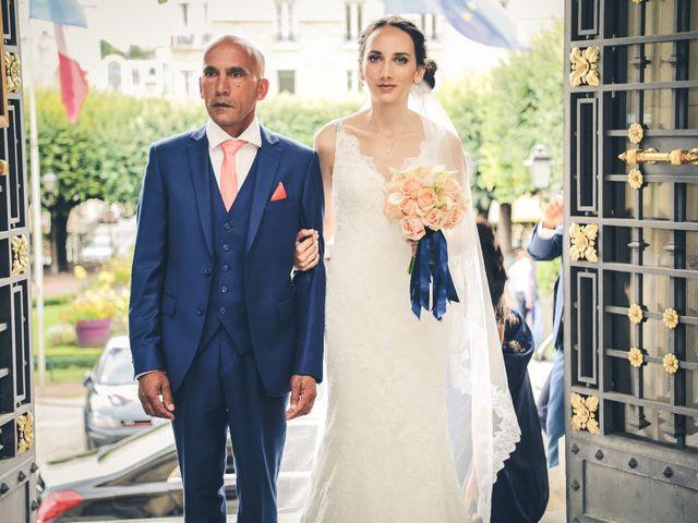Le mariage de Jad et Émilie à Suresnes, Hauts-de-Seine 52