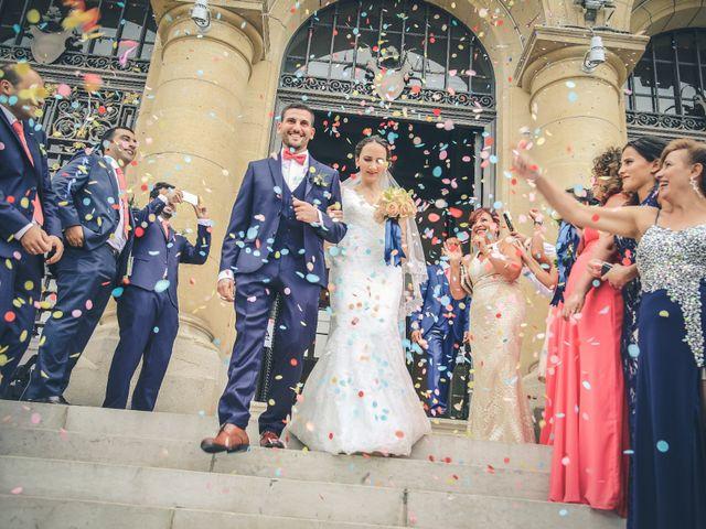 Le mariage de Jad et Émilie à Suresnes, Hauts-de-Seine 62