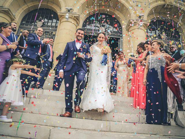 Le mariage de Jad et Émilie à Suresnes, Hauts-de-Seine 63