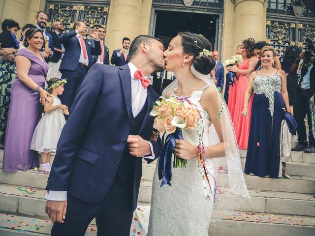Le mariage de Jad et Émilie à Suresnes, Hauts-de-Seine 64