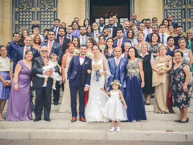 Le mariage de Jad et Émilie à Suresnes, Hauts-de-Seine 65