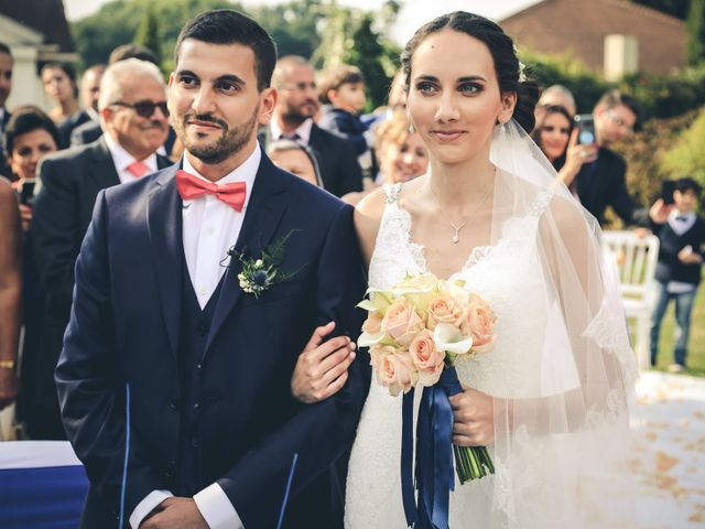 Le mariage de Jad et Émilie à Suresnes, Hauts-de-Seine 99