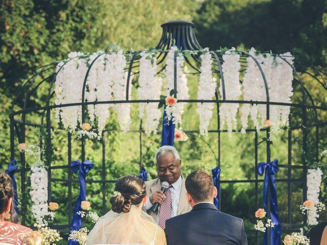 Le mariage de Jad et Émilie à Suresnes, Hauts-de-Seine 108
