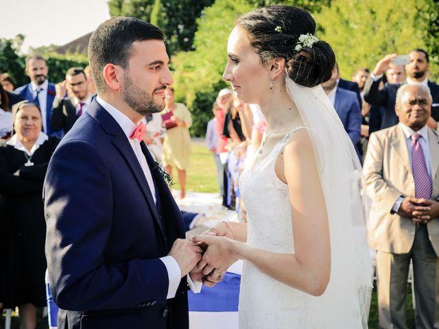Le mariage de Jad et Émilie à Suresnes, Hauts-de-Seine 116