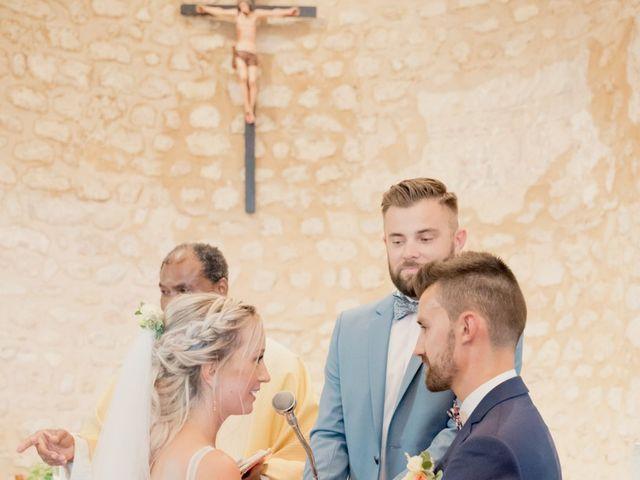 Le mariage de Benjamin et Manon à Vaugines, Vaucluse 48