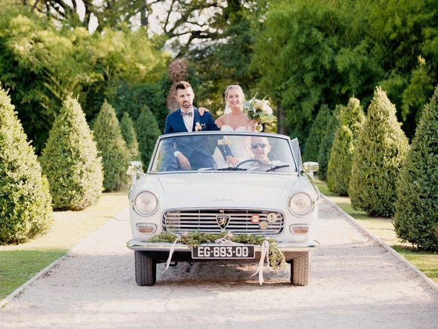 Le mariage de Benjamin et Manon à Vaugines, Vaucluse 2