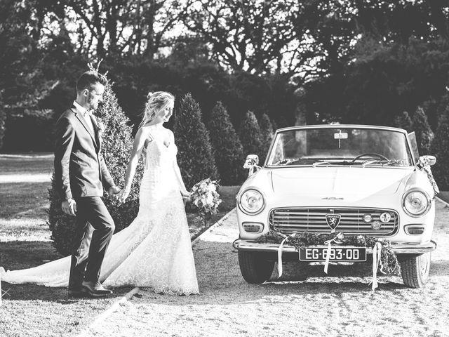 Le mariage de Benjamin et Manon à Vaugines, Vaucluse 102